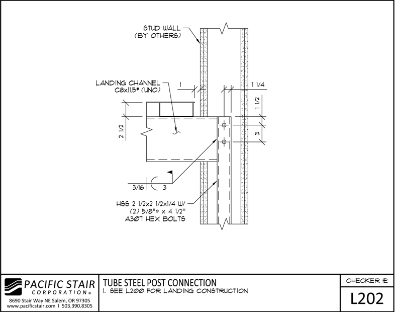 Downloads And Details Pacific Stair Corporation