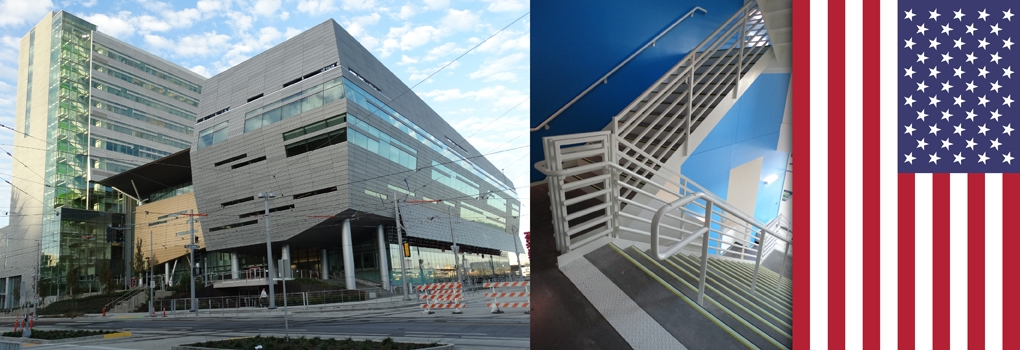 Steel Buildings Ontario >> Pacific Stair Corporation | Complete commercial egress ...