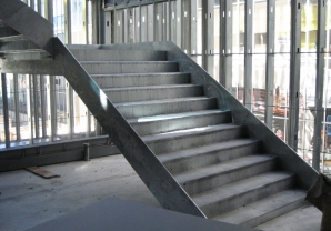 Smooth Plate Stairs Amp Landings Pacific Stair Corporation