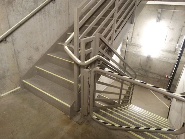 Tube Rail Pacific Stair Corporation