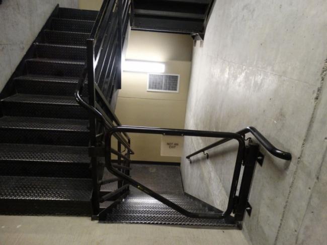 Stairway Gates For Seniors