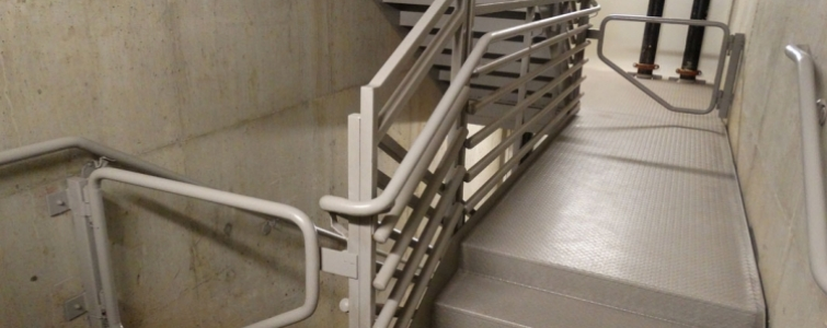 Gates Pacific Stair Corporation