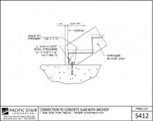 Precast Stairs Amp Landings Pacific Stair Corporation